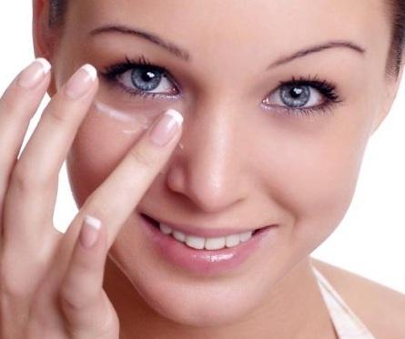 Быстро убрать морщины под глазами в домашних условиях 70