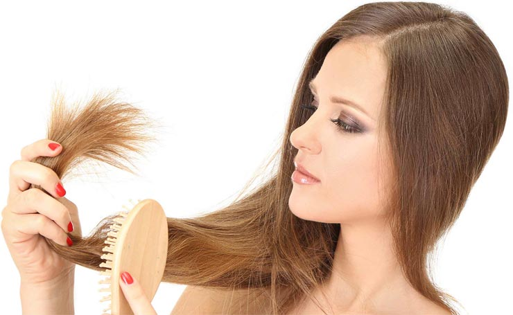 Маски для пересушенных волос в домашних условиях